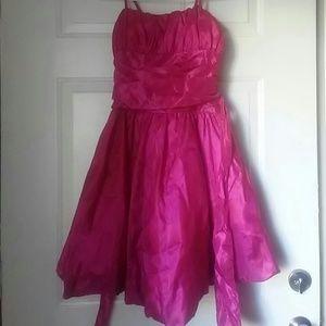 Other - Guc flower girl fuschia color dress